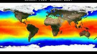 22 Years of Sea Surface Temperatures