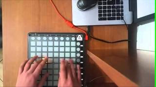 Diplo - Revolution (SEAN&BOBO REMIX) (Launchpad Cover)