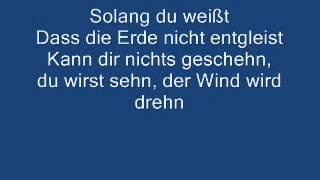 Nika - Ganz egal was kommt mit lyrics