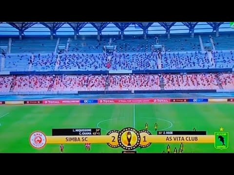 Download MAGOLI YOTE: Simba Sc Vs As Vita Club  4-1 CAF 3/4/2021