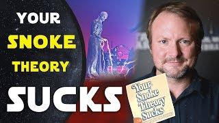 Rian Johnson & His Stupid Snoke Theory Card