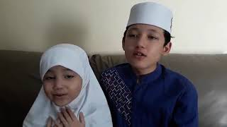 Video Alwi dan aminah sholawat qomarun. 😄😊 download MP3, 3GP, MP4, WEBM, AVI, FLV Juli 2018