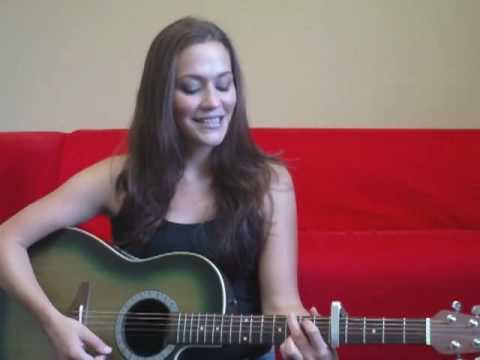 jessica riddle - even angels fall easy guitar lesson