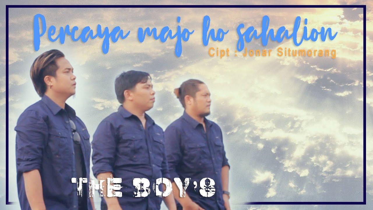The Boy's Trio - Percaya Majo Ho Sahalion (Lagu Batak Tentang Cinta Terbaru 2020)