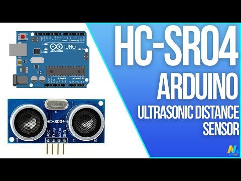 Arduino Tutorial - Ultrasonic Sensor HC-SR04