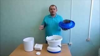 Соковыжималка 180 кг яблок в час (Видео обзор)
