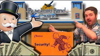 SECURITY! SDGuy Gets the Boot From Blackbird Bend Casino