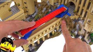 Baixar LEGO Hogwarts Castle Viaduct geometry problem follow-up