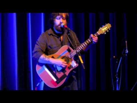 Sean Rowe performs Tom Waits Jesus Gonne Be Here Live Berlin 2011