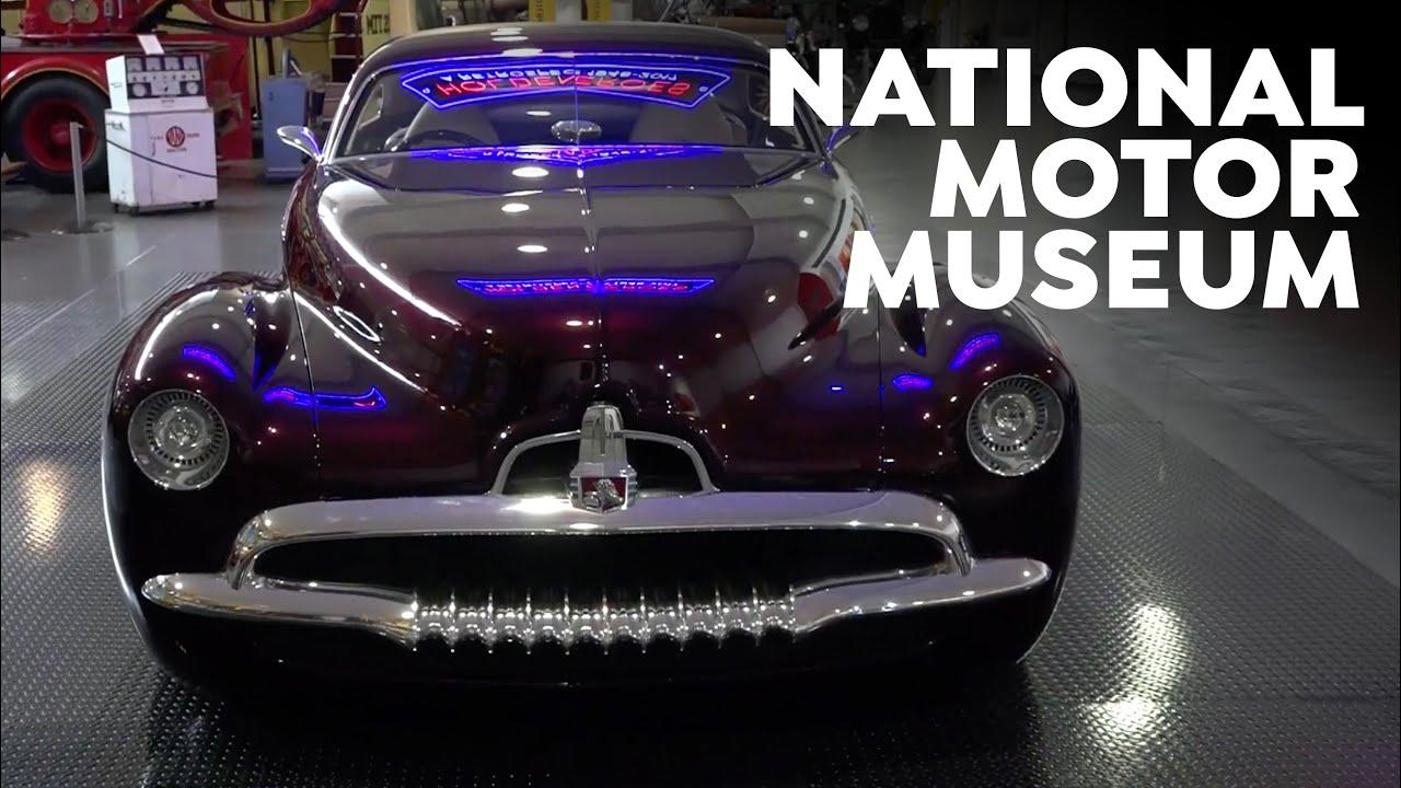 National Motor Museum - Birdwood: Classic Resto - Series 47