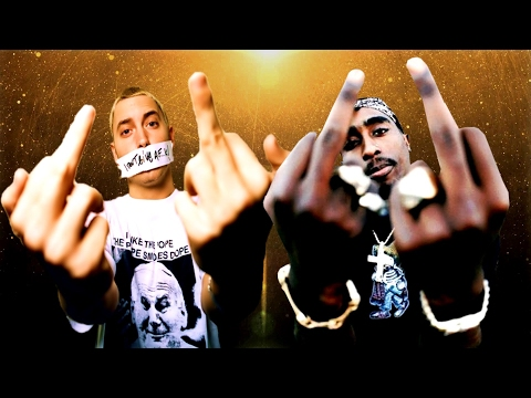 2Pac & Eminem - Fuck Em All Ft. The Game (New Diss Track 2016 )
