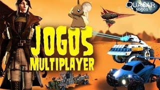 Jogos Multiplayer Diferentes e Inovadores - Quasar Jogos