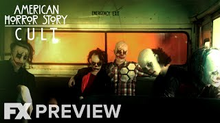 Video American Horror Story: Cult   Season 7: Maniacal Mystery Bus Preview   FX download MP3, 3GP, MP4, WEBM, AVI, FLV Agustus 2017