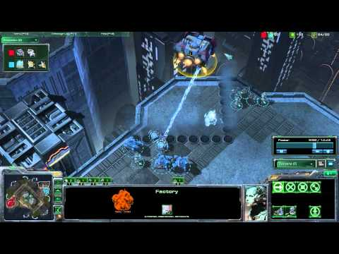 StarCraft 2 – [T] MMM and Ghost – Strategy