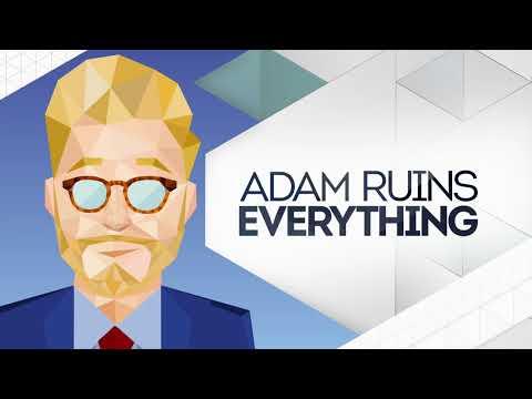 Adam Ruins His Vacation