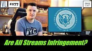 Streaming, Copyright Infringement, And Fair Use (virtual Legality #177)