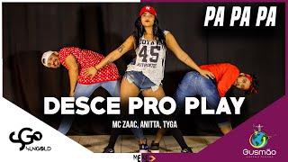 Baixar Desce Pro Play (PA PA PA) - MC Zaac, Anitta, Tyga - Coreografia   Mexe+