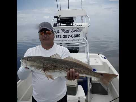 Holiday Fishing Treats w/Capt. Matt Locklear
