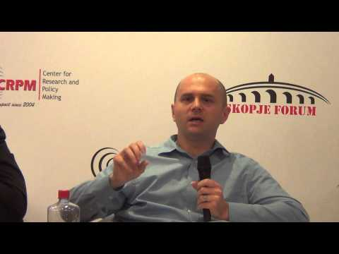 CRPM Skopje Forum 2014 Panel 3: The future of market economy and liberalism. part 1.