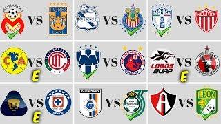 Mis PREDICCIONES para la JORNADA 15 de la LIGA MX torneo APERTURA 2018
