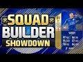FIFA 18 SQUAD BUILDER SHOWDOWN!!! TEAM OF THE SEASON VARDY!!! First Fifa 18 TOTS SBSD