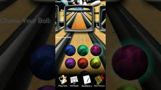 Review of 3D Bowling if you ask something about games we give answer in one day