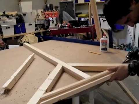 Diy Fresnel Lens Stand How To Make Your Own Stand Youtube
