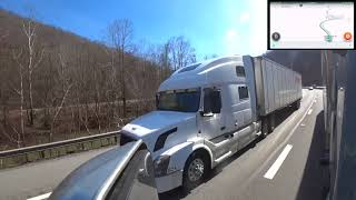 February 20, 2018/225 Welcome to t West Virginia Turnpike