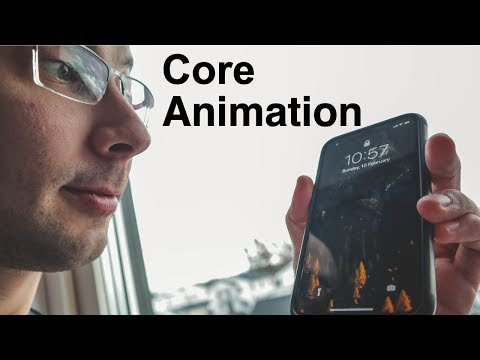 Advanced Swift: Simple Core Animation in Swift 4 | Xcode 10 thumbnail