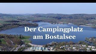 Campingplatz Bostalsee - Saarland - Sankt Wendeler Land