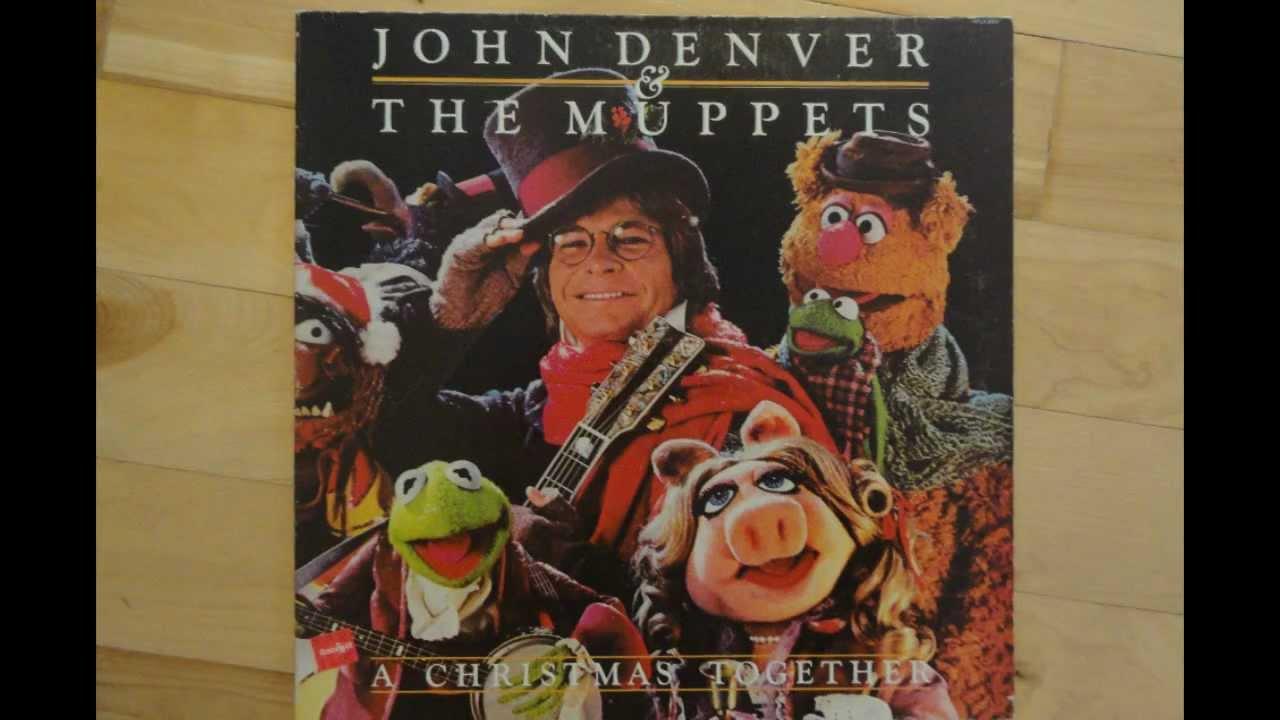 John Denver & The Muppets - Twelve Days of Christmas (Vinyl, 1979 ...
