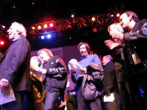 Dec. 3rd 2012: Music Legends Unite To Celebrate WBCN!