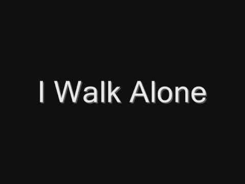 Saliva  I walk alone Lyrics