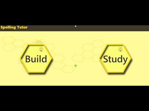 Spelling Tutor - Windows 10 App For Kids