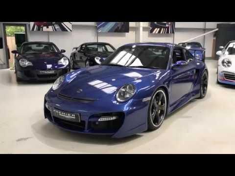 Porsche 911 997 Turbo Techart Gt Street Full 77000 Techart