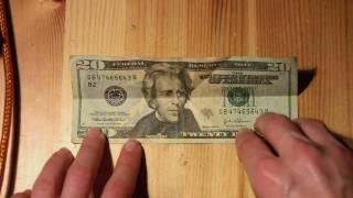 9/11 (20 Dollar Bill)