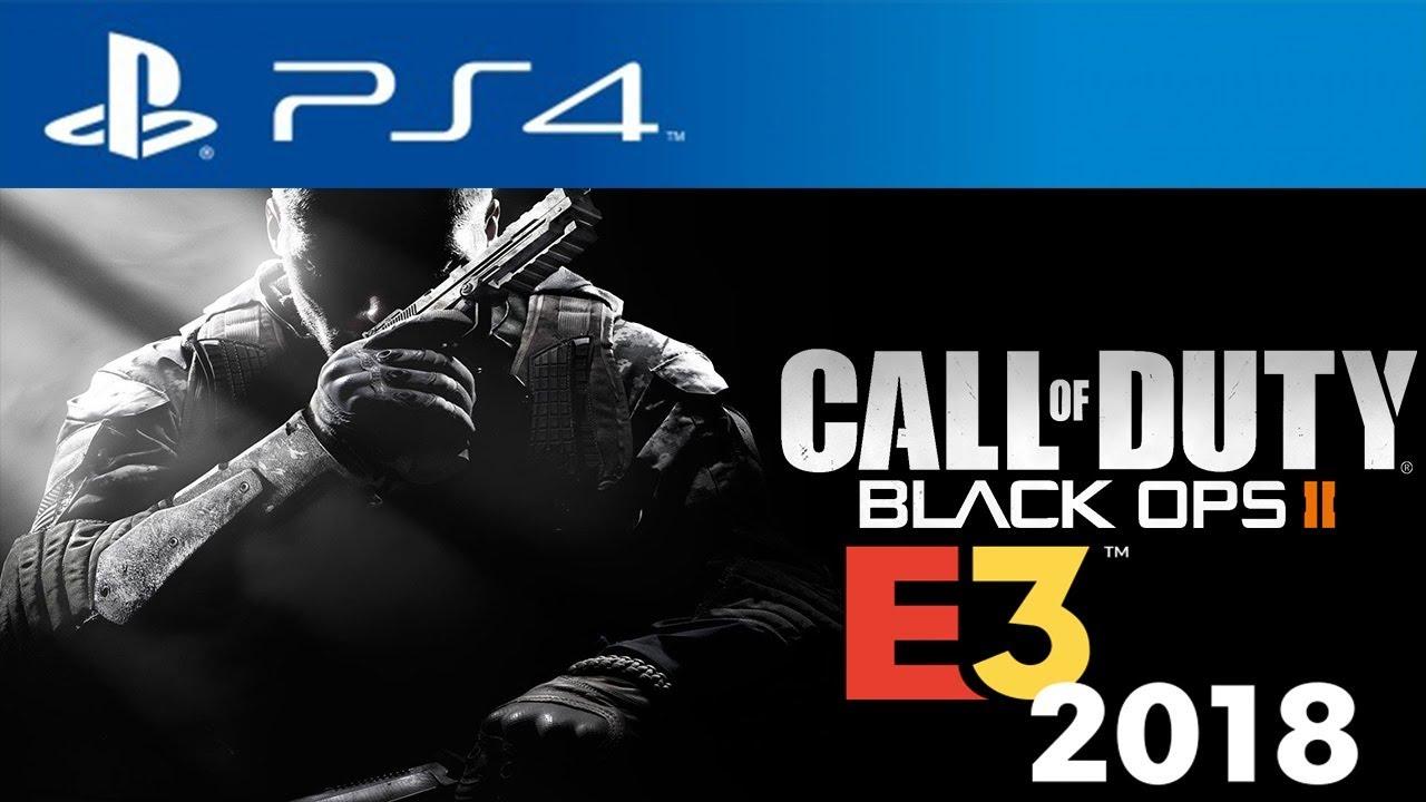 Bo2 Becoming Backwards Compatible On Ps4 E3 2020 Playstation