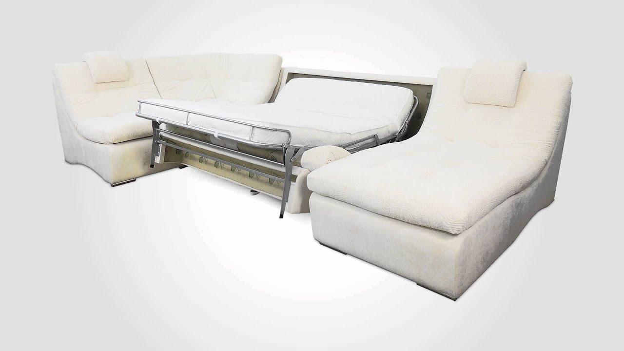 Угловые диваны от производителя москва - YouTube