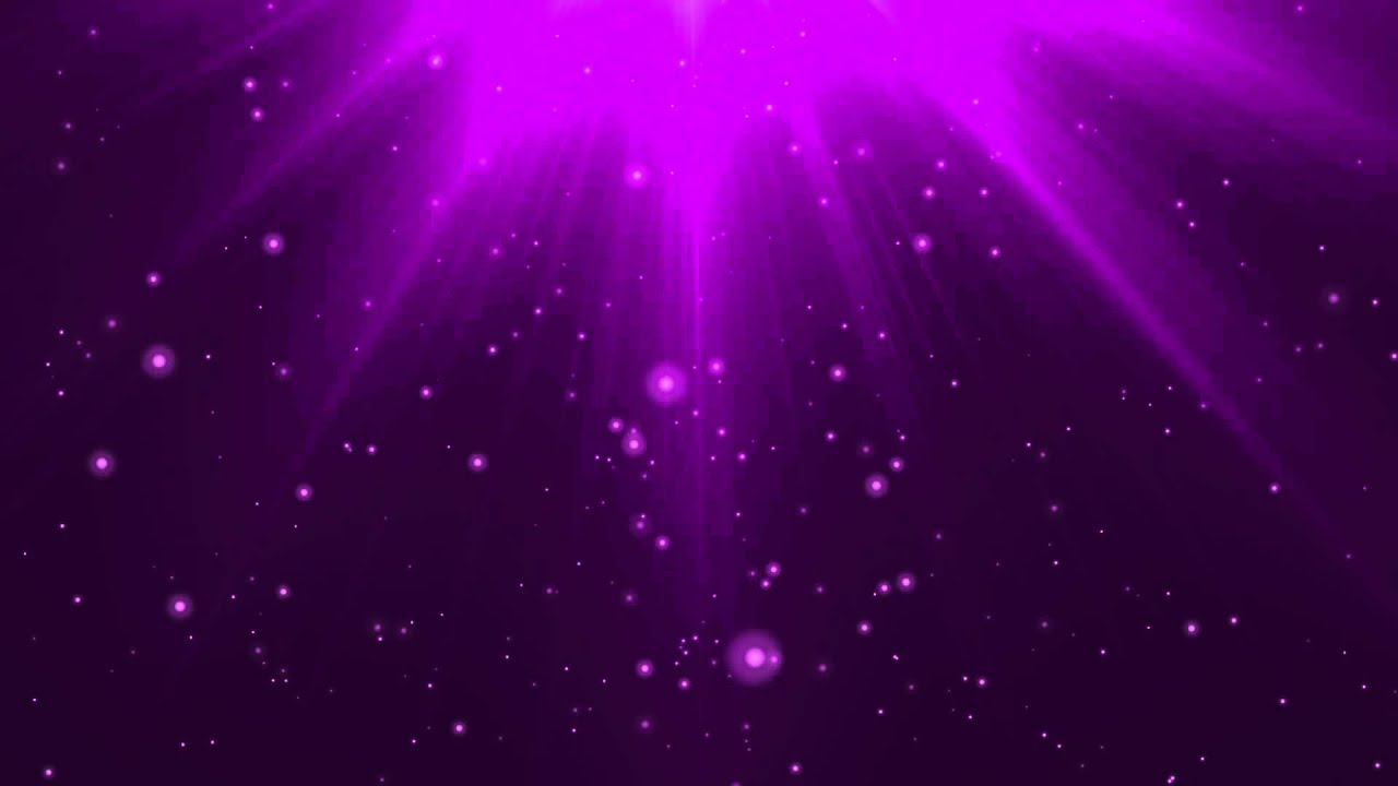 Exceptional Purple & Black Bedroom Ideas Part - 13: Purple Glaorious Heaven Background Video Loop HD - YouTube