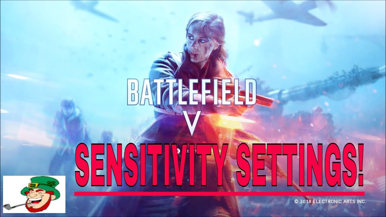 Battlefield V | PS4 | Sensitivity Settings | & More!