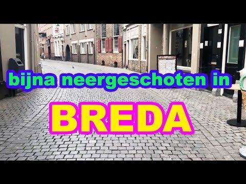 Kakhiel Vlog #22 - Bijna neergeschoten in Breda