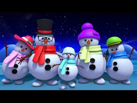 Snowman Finger Family | Nursery Rhymes Farmees | Kids Rhymes | Baby Songs by Farmees from YouTube · Duration:  38 minutes 14 seconds