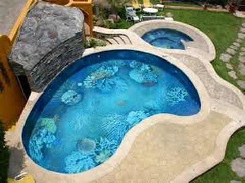 Como hacer una alberca youtube for Como construir una piscina economica