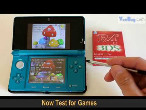 Nintendo 3ds Spiele Download R4