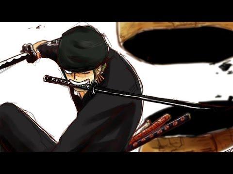 One piece 778 a evolu o de roronoa zoro revis o youtube - Sabre de zoro ...