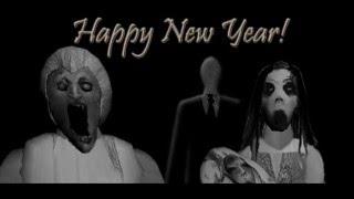 Slendrina and a Happy New Year!