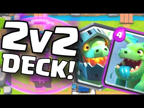 MOST POWERFUL 2V2 DECK STRATEGY | Clash Royale BEST CLAN BATTLE DECK STRATEGY GAMEPLAY TIPS (UPDATE)