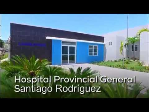 DM recorre hospital General Santiago Rodríguez