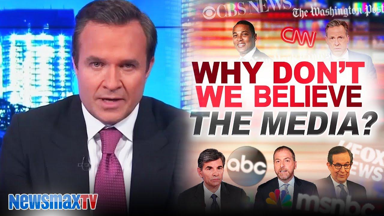 NEWSMAX - Irregular Biden & the WRONG media | Greg Kelly