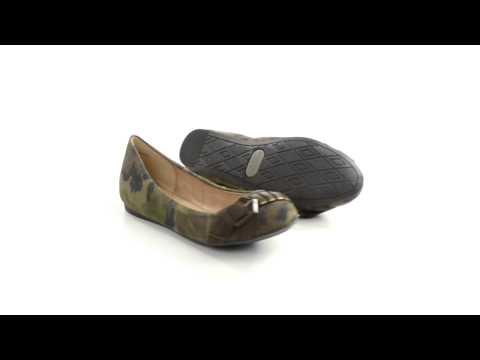 Adam Tucker Adrian Flats - Leather (For Women)